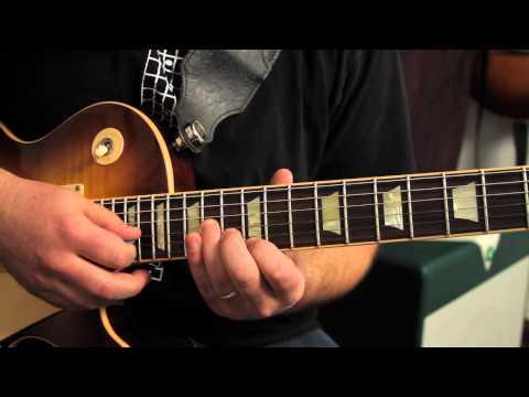 Sweep Arpeggio guitar lesson