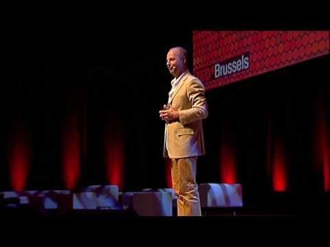 TEDx Brussels 2010 - Sebastian Thrun - Rethinking the Automobile