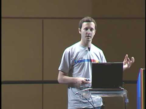 Google I/O 2009 - Building Applications in the Cloud