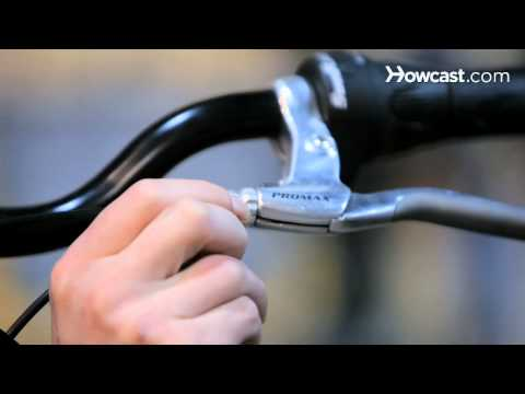 How to Adjust Bike Brakes