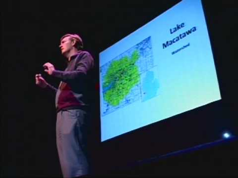TEDxMacatawa - Graham Peaslee - apply your knowledge