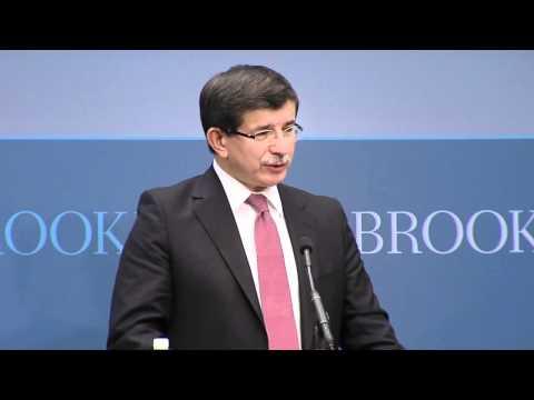 Turkish FM: Turkey's Shifting Politics and Economy