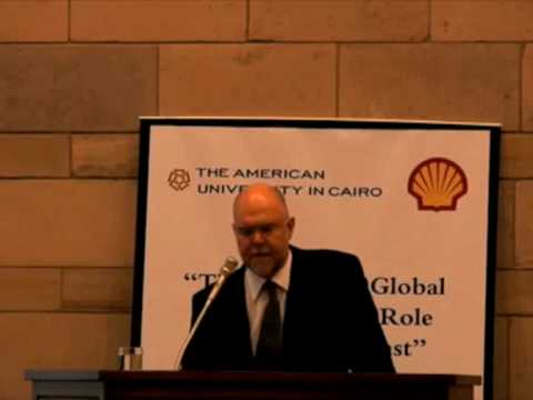 The Future of Global Energy and the Role of the Middle East