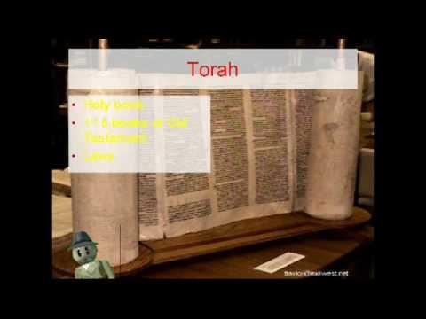Hebrew Presentation 2