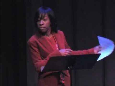 TEDxEMU - Eboni Zamani-Gallaher - I'm Every Woman - Leadership Redefined