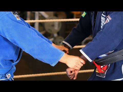Self Defense: 2 Handed Wrist Grab | Brazilian Jiu Jitsu