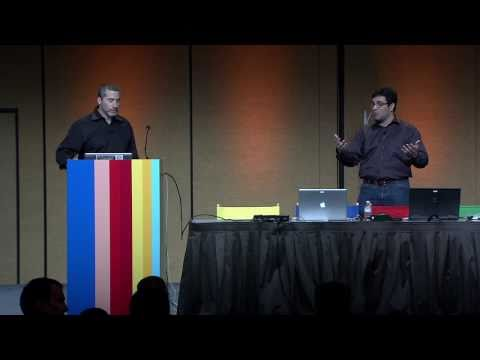 Google I/O 2011: Storing Your Application's Data in the Google Cloud