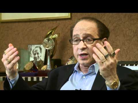 Futurist Ray Kurzweil on Melding Man and Machine