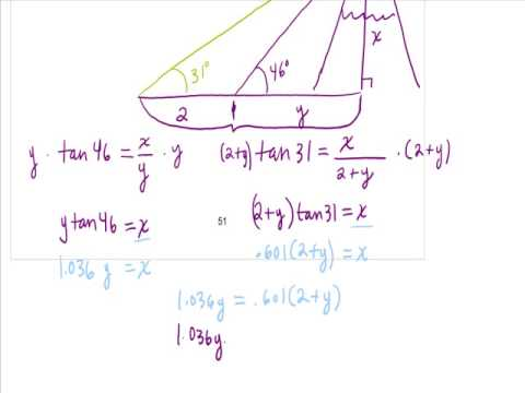 Trig Review Lesson
