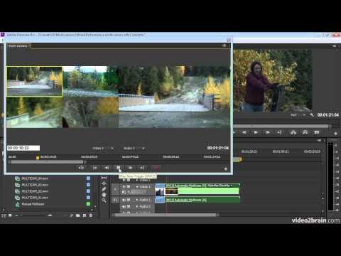 Performing a Multicamera Edit