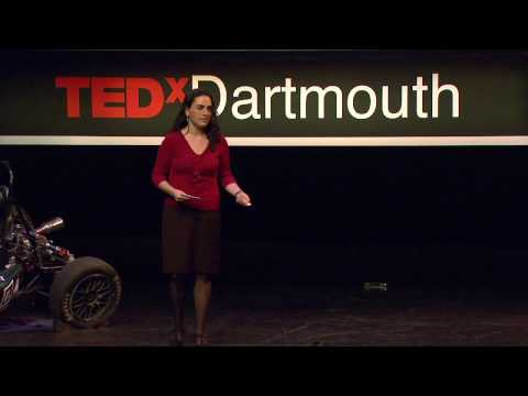 TEDxDartmouth - Micaela Klein '10 - Defeating the Hydra: A Study of Terrorist Group Longevity