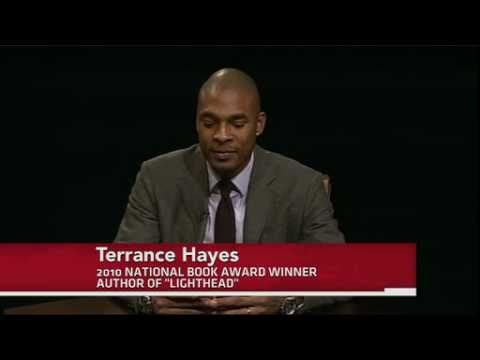 National Book Award-Winning Poet Hayes Reads 'Lighthead'