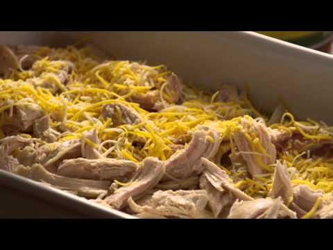 How to Make Green Chile Chicken Casserole