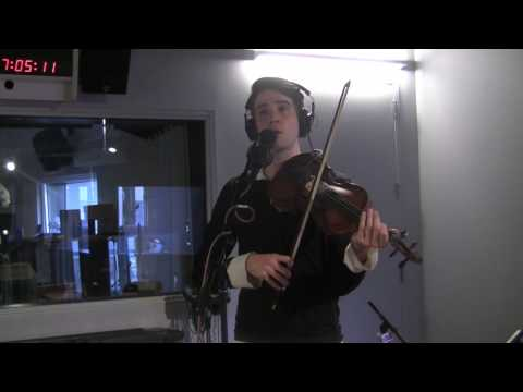 "Studio 360: Owen Pallett performs ""Lewis Takes Action"""