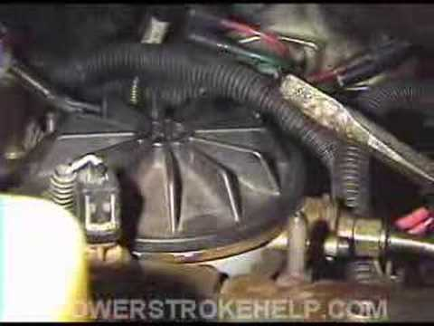 7.3L LONGEVITY INJECTION TUNE UP 4 OF 4