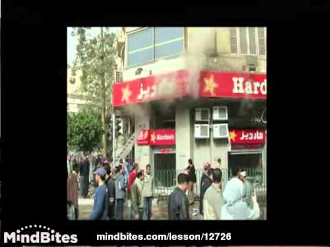 Part 3 Egypt Uprising - Turmoil in the Middle East