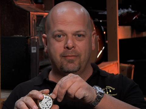 Pawn Stars: Pocket Watch Pick 'Em