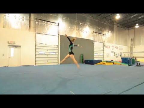 Gymnastics: How to Make Gymnastics Floor Routines More Artistic