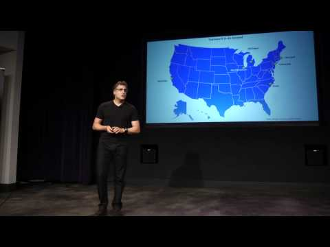 Teaming Up to Drive Scientific Discovery: Brian Uzzi, PhD at TEDxNorthwesternU