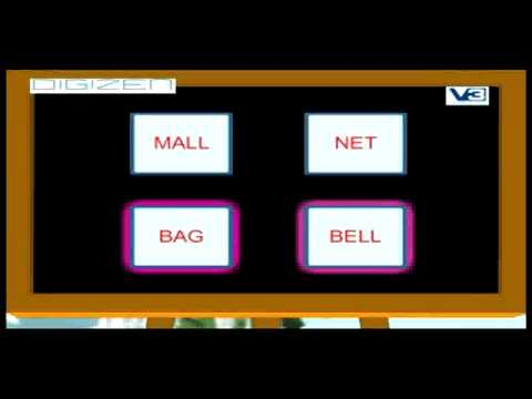 Learn Spelling Puzzle With Dingu - Part 4