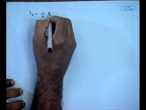 Mod-01 Lec-04 Numerical Integration