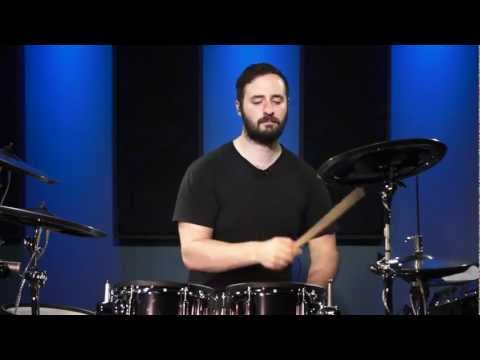 Practicing On V-Drums - Free Drum Lessons