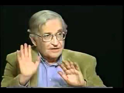 2003 - Noam Chomsky - Conversation with Charlie Rose