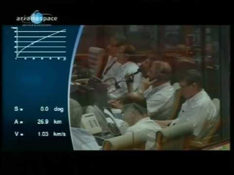 Herschel and Planck Launch
