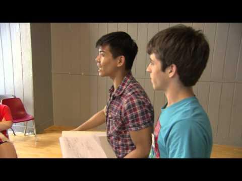 BROADWAY OR BUST | Student Profile: Michael Ferlita | PBS