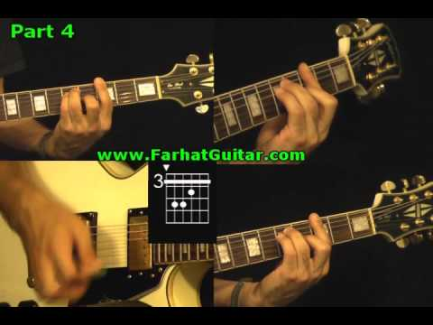 How to Play Guitar Every breath you take Part 6 The Police - Full Song