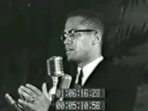 Malcolm X on African nations in the U.N.