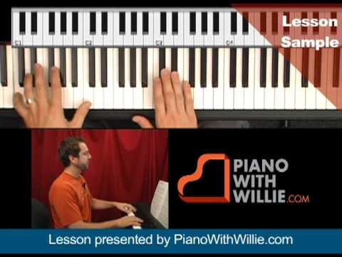 Introduction- Easy Jazz Piano Lesson