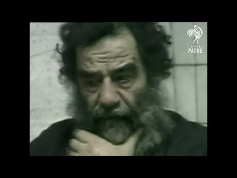 The Capture of Saddam Hussein - A Day that Shook the World [HD]