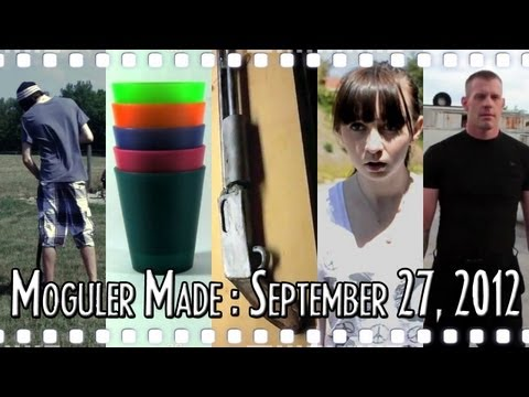 A DIY Shotgun Build, A Time Travel Paradox, and More! : Moguler Made: September 27, 2012