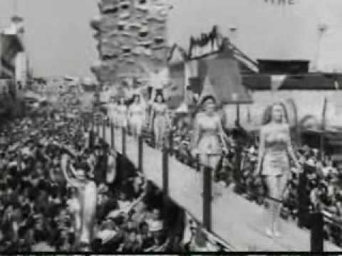 1930s Newsreel: Venice, California Beauty Contest