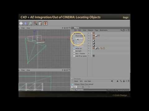 CINEMA 4D: How to locate objects | lynda.com tutorial