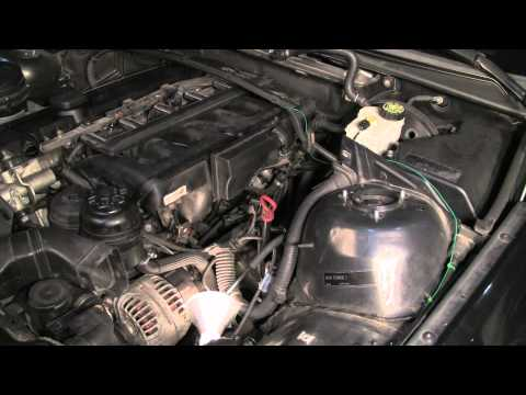 Replacing the BMW M54 Crankcase Ventilation System, Part 2 of 3