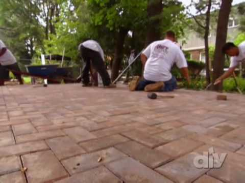 Best Paver Patio Foundation-DIY