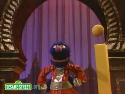 Sesame Street: The King And I