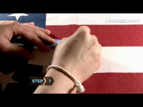 How To Make 4th Of July Flag Invitations