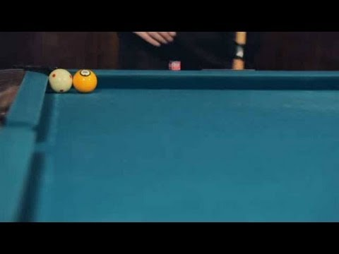Pool Trick Shots / Advanced Shots: Snake