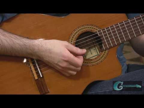 Beginner Level: Rhythm Guitar Basics - Part 1