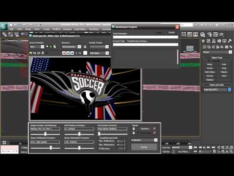 Adding Forces to 3ds Max Particles