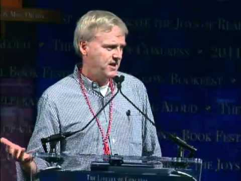 Chris Van Dusen: 2011 National Book Festival