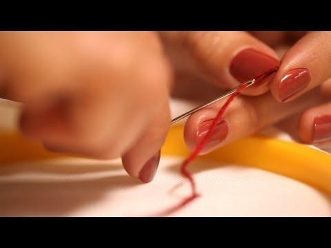 Embroidery 101 || KIN DIY