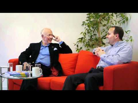 A completely different animal - Tony Buzan and Chris Griffiths on iMindMap 5