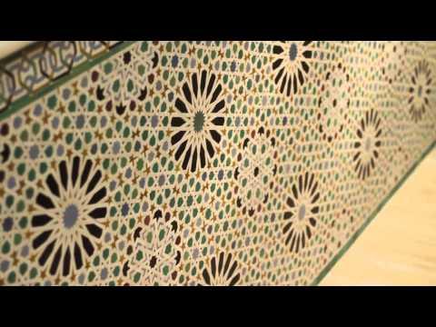 The Met Islamic Art Exhibit - Moroccan Courtyard.mov