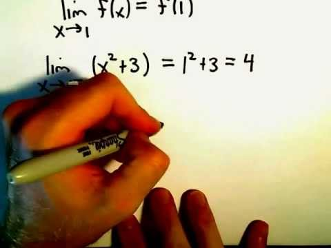 Continuity : Making a Piecewise Function Continuous