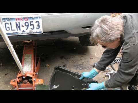 Changing Automatic Transmission Fluid