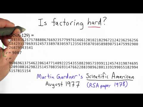 40 Quadrillion Years - CS387 Unit 4 - Udacity